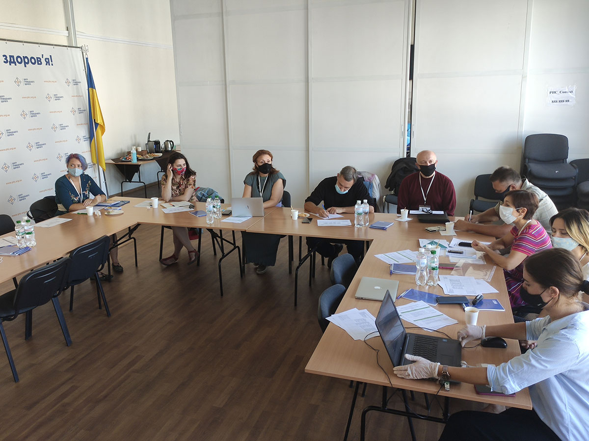 TB stigma in Ukraine: a meeting of experts