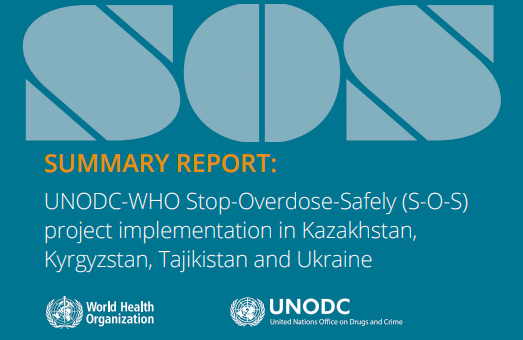 Stop-Overdose-Safely project: summary report
